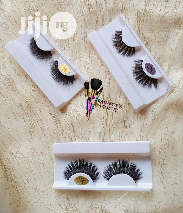 Archive: Hand Made 3D Eyelashes Light Weight Fluffy