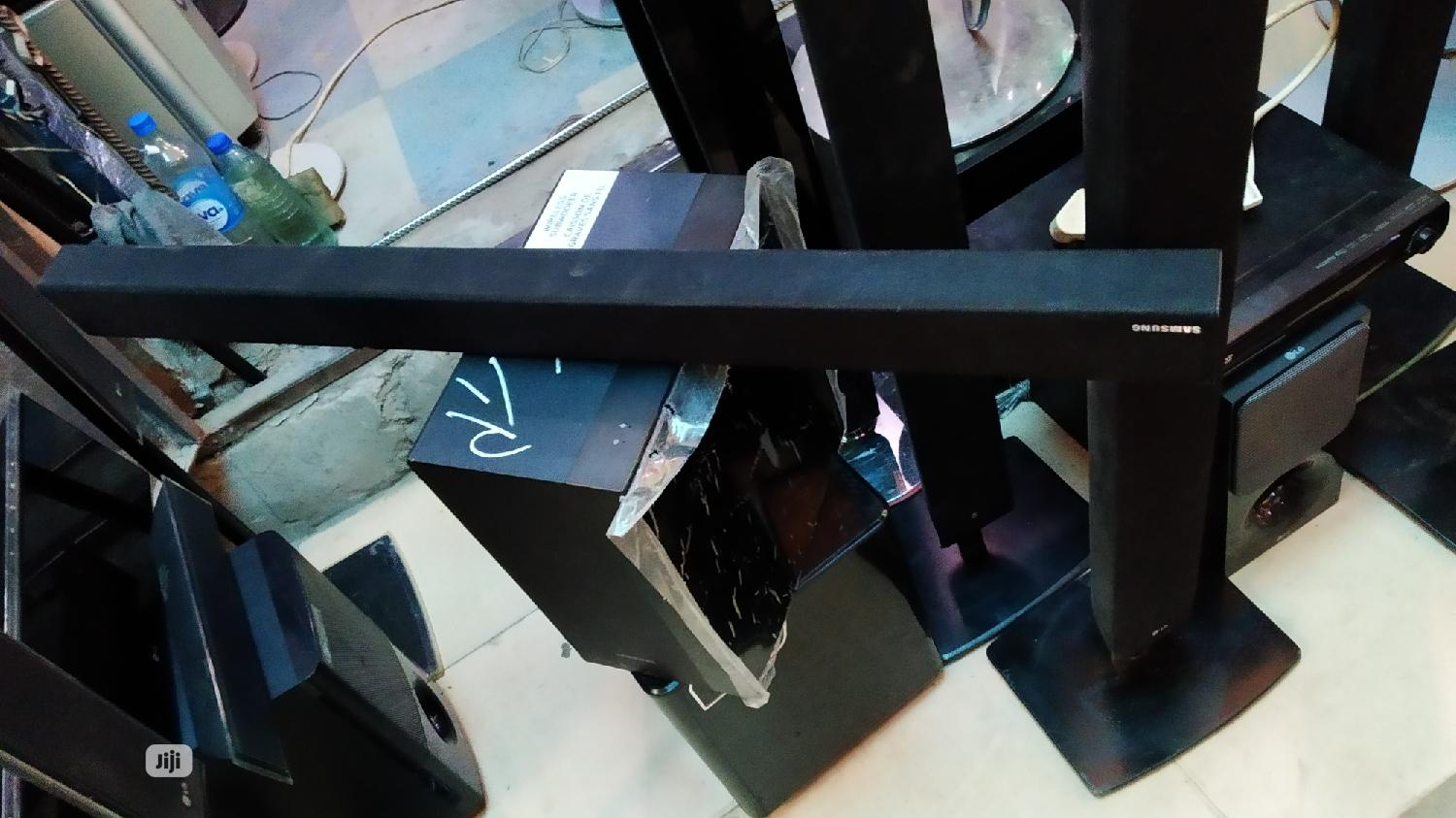 Samsung Sound Bar HW-M360 With Wireless Subwoofer | Audio & Music Equipment for sale in Ojo, Lagos State, Nigeria