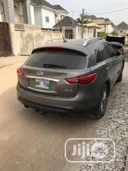 Infiniti FX35 2012 Gray | Cars for sale in Lagos State, Lekki Phase 2
