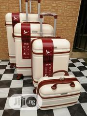 Travel Luggage Sets (4) Wheels Suite Case Bags Available | Bags for sale in Lagos State, Ikeja