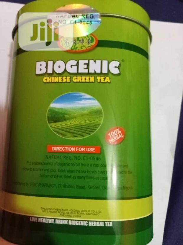 Biogenic Chinese