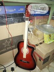 Brand New Acoustic Guitar   Musical Instruments & Gear for sale in Rivers State, Port-Harcourt
