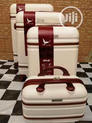 Fancy Designer Travelling Bags (4 Sets) For The Whole Family   Bags for sale in Lagos State, Ikeja