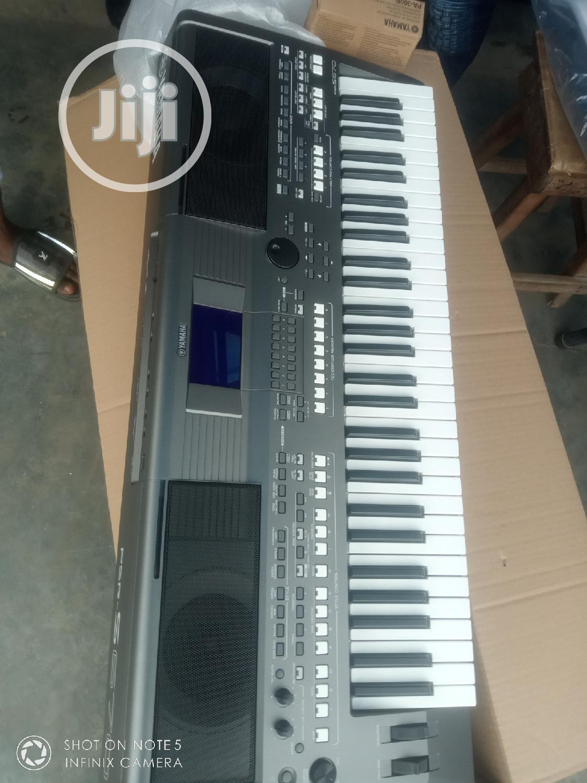 Archive: PSR-S 670 Yamaha Keyboard