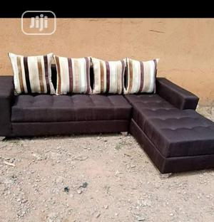 Sofa Chairs Brown | Furniture for sale in Lagos State, Mushin
