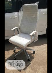 Executive Office Chair(White)   Furniture for sale in Niger State, Kontagora
