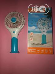 Brand Newlontor Mini Rechargable USB Hand Fan | Home Accessories for sale in Lagos State, Gbagada