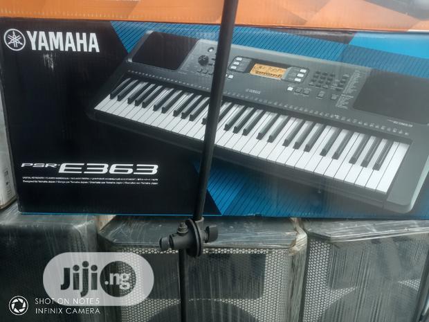 PSRE-363 Yamaha Keyboard