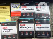 Manhattan Gmat Complete 10 Volumes With MBA Admission Guide. | Books & Games for sale in Lagos State, Surulere