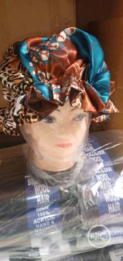 Double Satin Cap   Clothing Accessories for sale in Lagos State, Lagos Island
