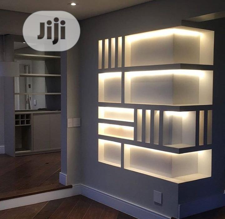 Elegant Corner Pop Shelf