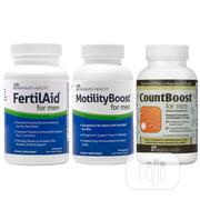 Fertilaid For Men, Motilityboost, Countboost Bundle (1 Month Supply) | Sexual Wellness for sale in Lagos State, Surulere