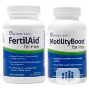 Fertilaid For Men And Motilityboost Combo (1 Month Supply) | Sexual Wellness for sale in Lagos State, Surulere