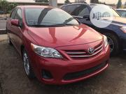 Toyota Corolla L 4-Speed Automatic 2013 Red | Cars for sale in Lagos State, Ikeja