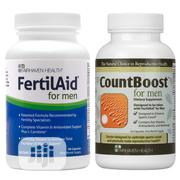 Fertilaid For Men And Countboost Combo (1 Month Supply) | Sexual Wellness for sale in Lagos State, Surulere