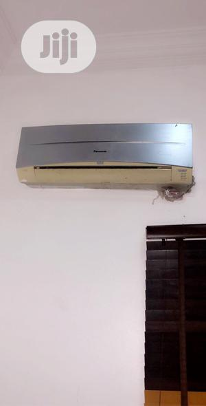 1HP Air Conditioner Panasonic   Home Appliances for sale in Lagos State, Lekki