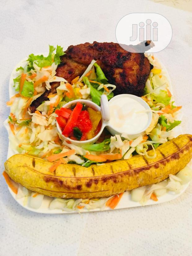 Boli With Chicken For Events