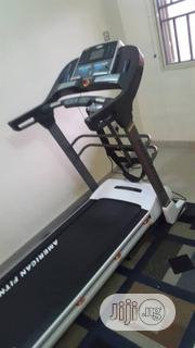Imported 3hp Treadmill With Massager and Dumbbell | Sports Equipment for sale in Katsina State, Charanchi