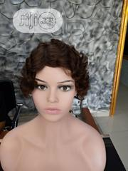 Short Curly Hair Wig | Hair Beauty for sale in Lagos State, Ikeja