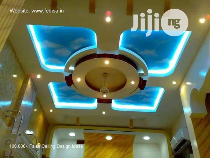Archive: Promise Star Decorations of Pop Design Celling and Screedning,Painting