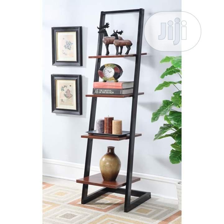 Four Ladder Tier Shelf