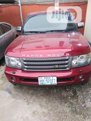 Land Rover Range Rover Sport 2008 4.2 V8 SC Red | Cars for sale in Lagos State