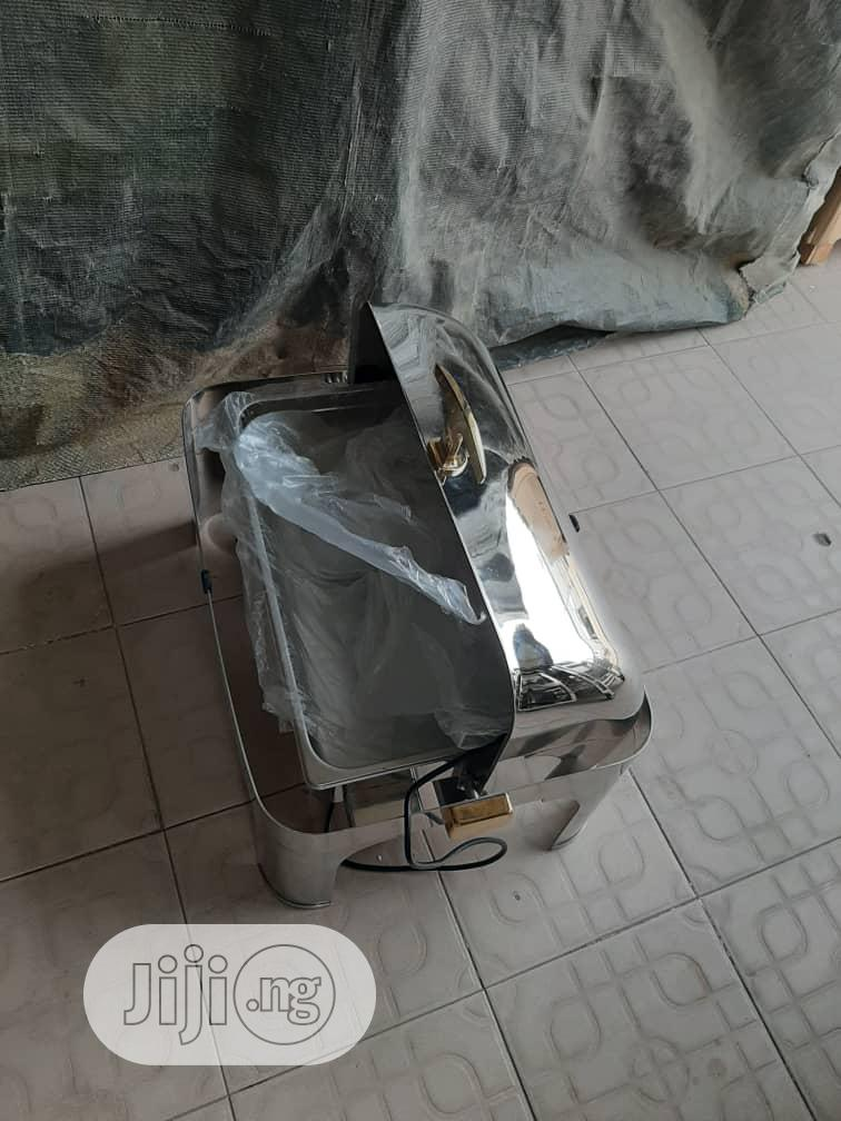 Chaffing Dishes Electric | Restaurant & Catering Equipment for sale in Ojo, Lagos State, Nigeria