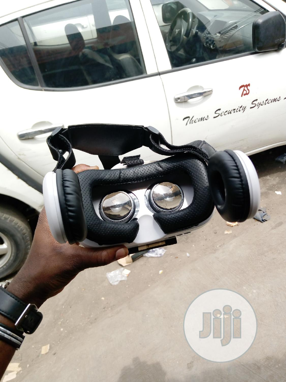 Archive: Virtual Reality Glass