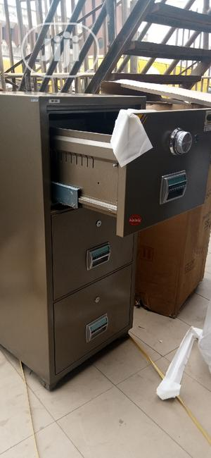 3 Drawer Fire Proof Cabinet | Furniture for sale in Lagos State, Ojo
