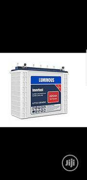 220ham 12vos Luminous Battery   Solar Energy for sale in Lagos State, Ojo