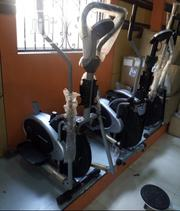Exercise Bike With Dumbells | Sports Equipment for sale in Adamawa State, Gombi
