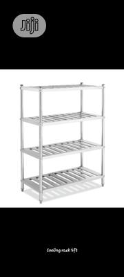 Stainless Steel Wall Rack | Restaurant & Catering Equipment for sale in Lagos State, Ojo