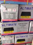 200ahs 12v Altimate Battery | Electrical Equipment for sale in Ojo, Lagos State, Nigeria