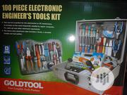 100 Piece Electronic Engineer's Tool Kit | Hand Tools for sale in Lagos State, Ojo