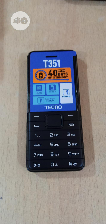 New Tecno T350 Black | Mobile Phones for sale in Ikeja, Lagos State, Nigeria