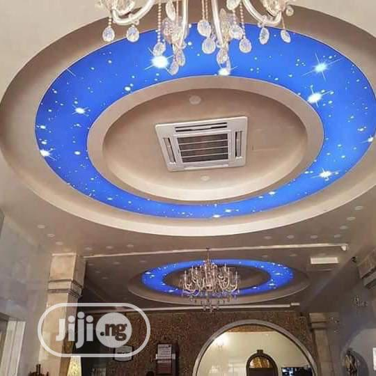 Archive: Promise Star Decorations Of Pop Design Celling And Painting,Screedning