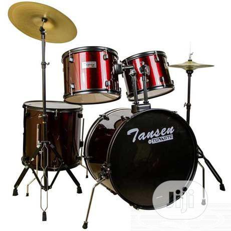 Professional Quality Yamaha Drum 5 Set