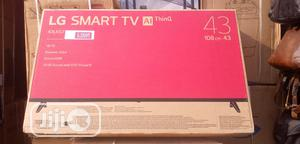 LG 43 Inches Smart TV   TV & DVD Equipment for sale in Lagos State, Ipaja