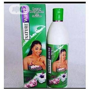 Nature White Lotion With Snail Extract 500ml | Skin Care for sale in Lagos State, Amuwo-Odofin