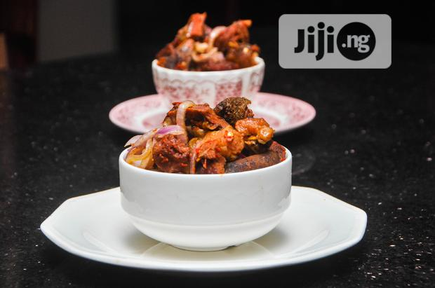 Order For Delicious And Spicy Asun For Your Parties, Meetings, Hangout