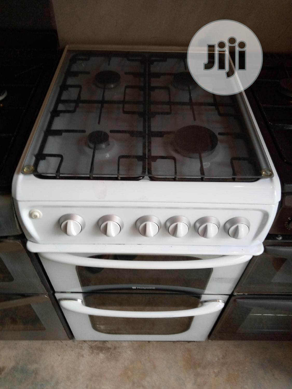Hotpoint Gas Cooker, Oven and Grills