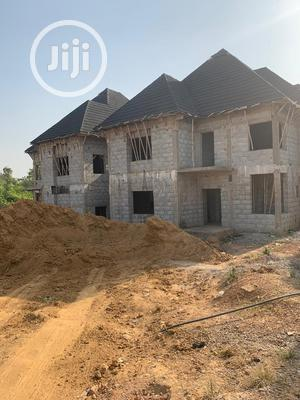 Four Bedroom Duplex Carcas for Sale Behind Union Home Estate Abuja | Houses & Apartments For Sale for sale in Abuja (FCT) State, Kaura