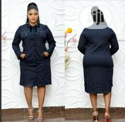 New Turkey Female Collar Dress | Clothing for sale in Lagos State, Lagos Island