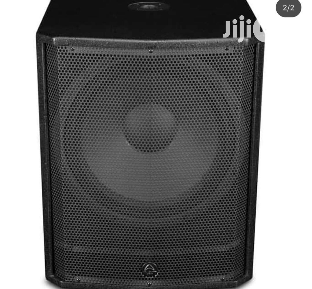 Archive: Wharfedale Sub Woofer