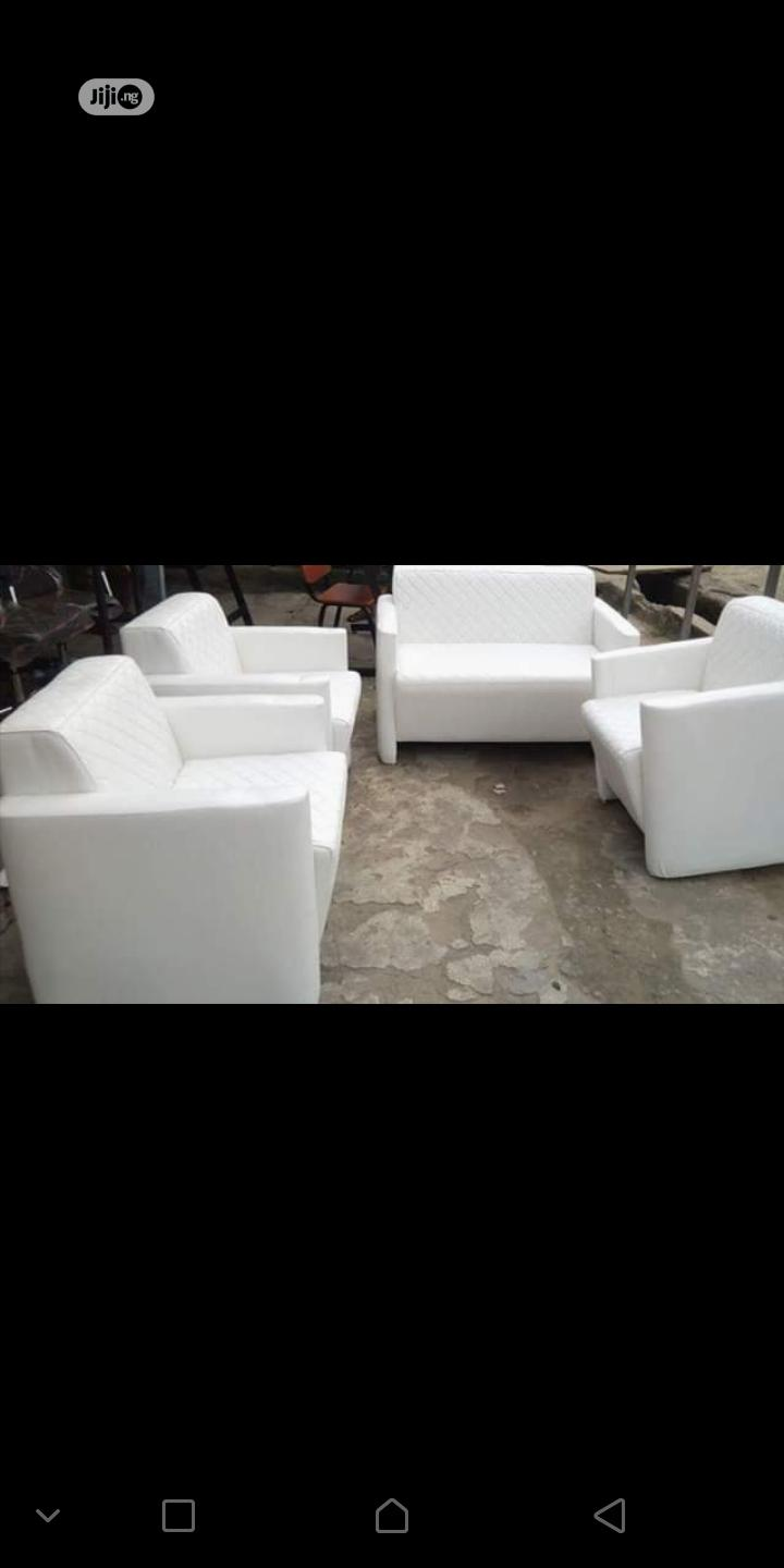Unique Design Sofas Chairs by 7 Seaters White Colour