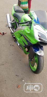 Kawasaki Ninja ZX6R 2001 Green | Motorcycles & Scooters for sale in Lagos State, Surulere
