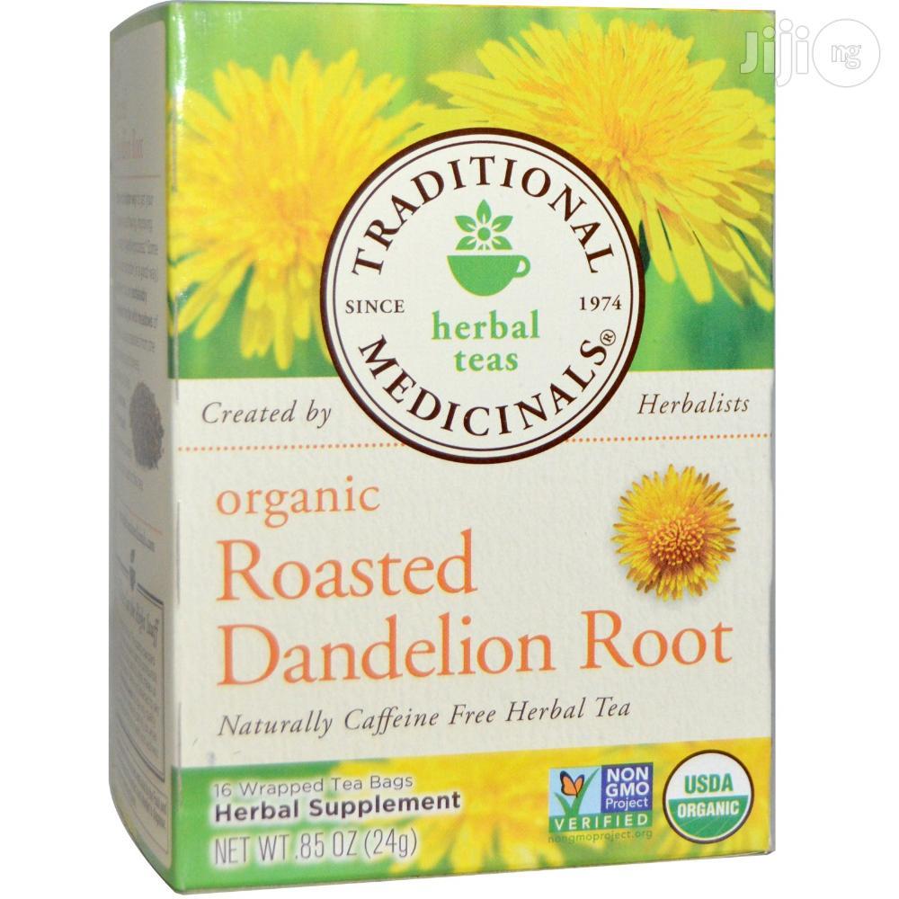 Herbal Teas, Organic Roasted Dandelion Root