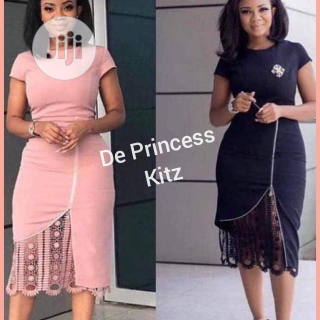 Classic Ladies Dress