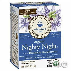 Archive: Traditional Medicinals Caffeine Free Herbal Tea