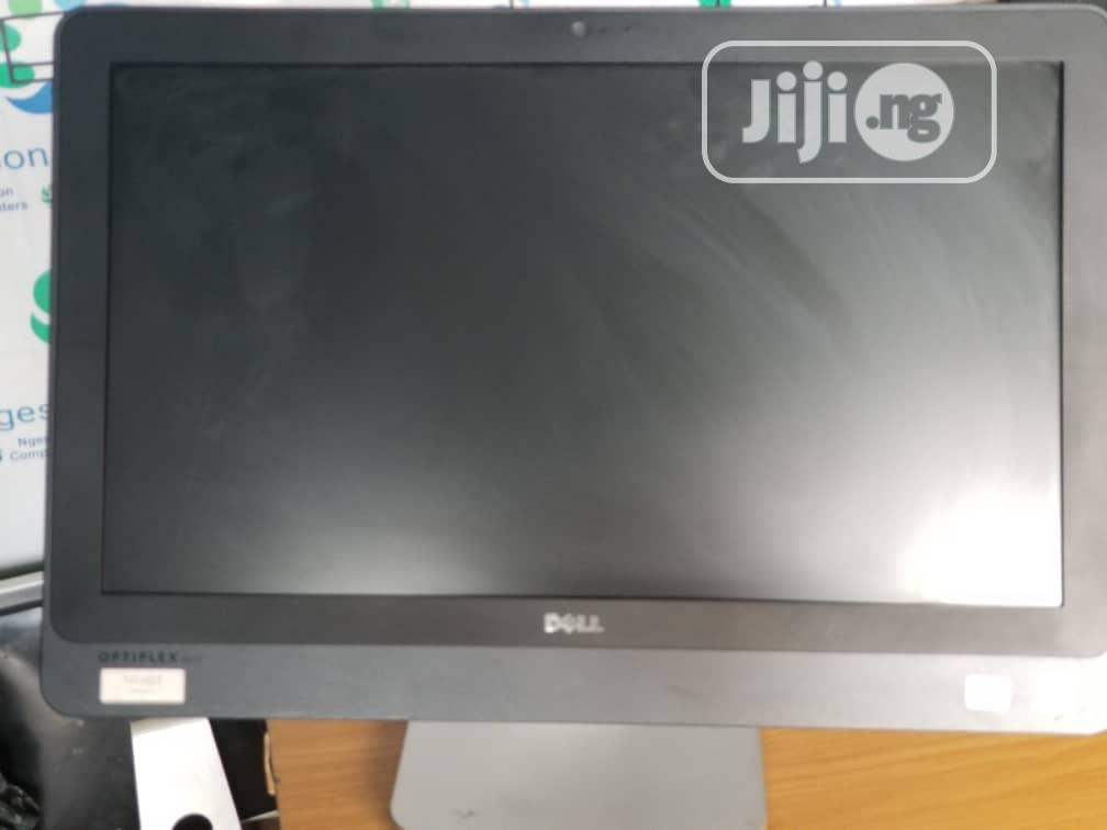 Desktop Computer Dell 4GB Intel Core I5 HDD 500GB | Laptops & Computers for sale in Mushin, Lagos State, Nigeria